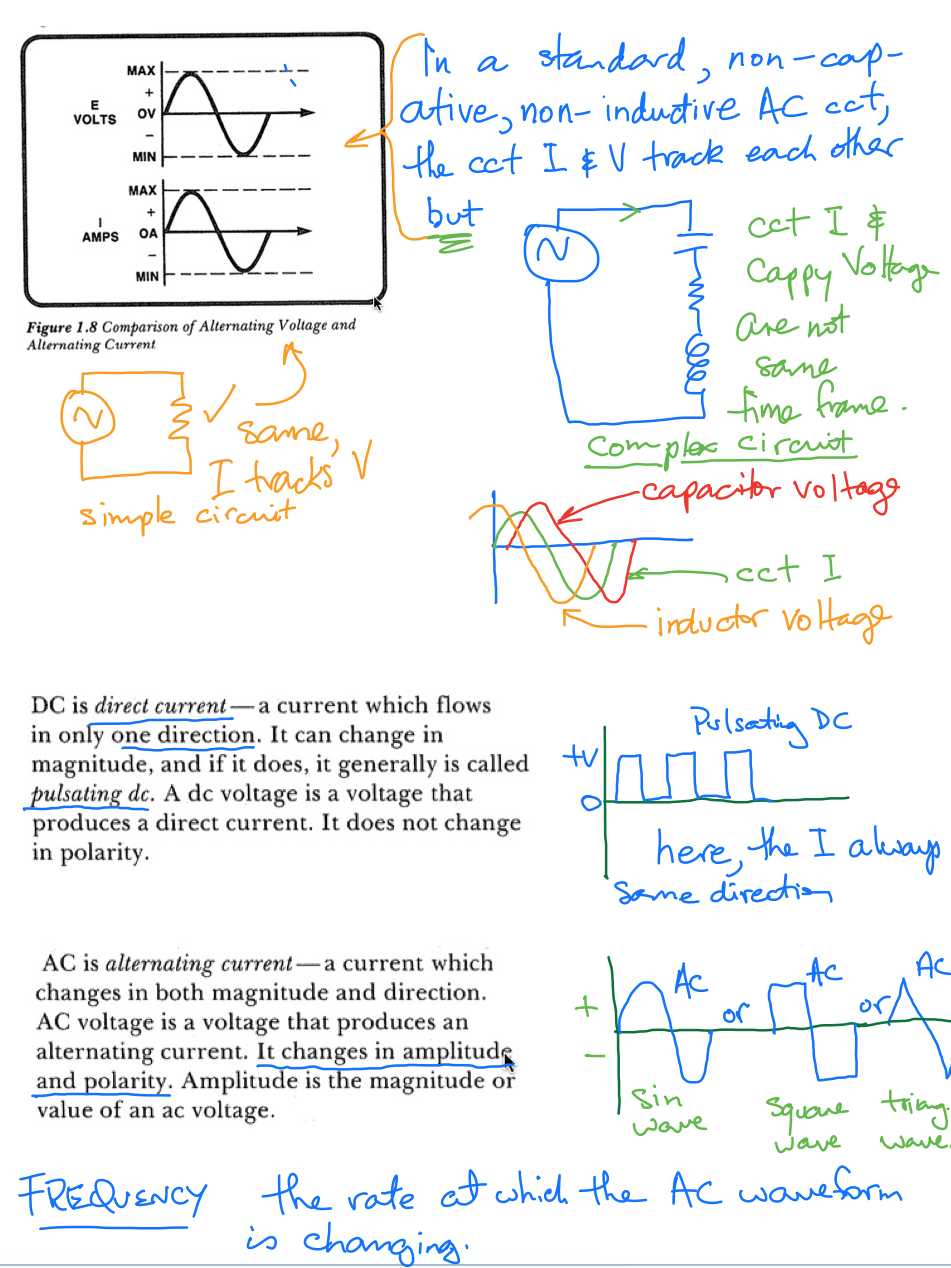 Ac Circuits Week 1 Dc And Notes P4