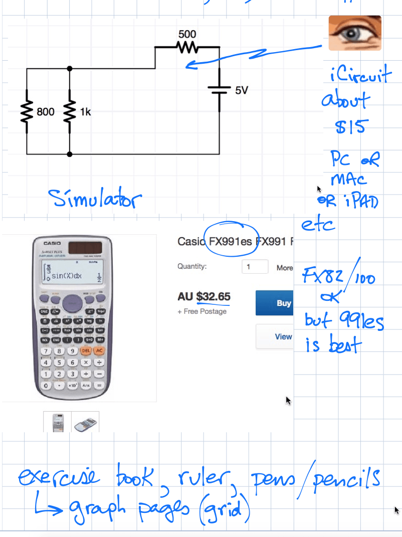 calculator to buy DC