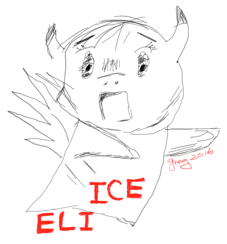 ELI the ice man