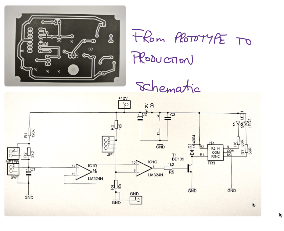 DC week 8 RC demo schematic and PCB layout