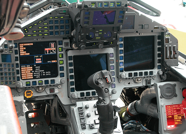 cockpit airforce