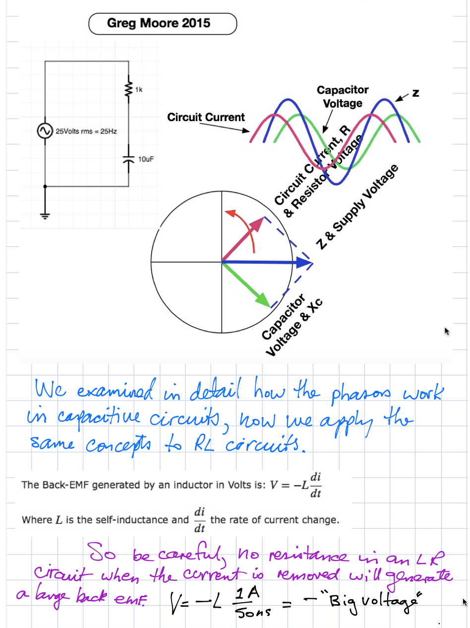 AC week 6 RL circuit theory D