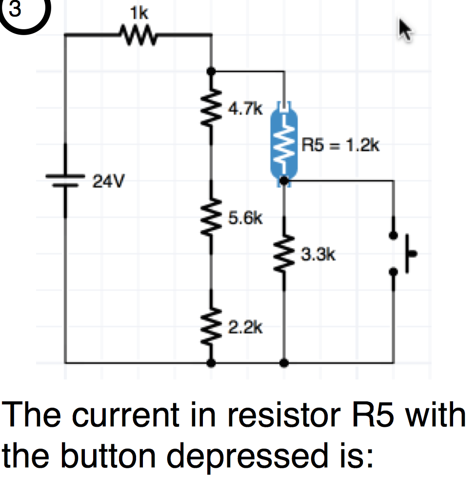 Questions On Electric Circuits
