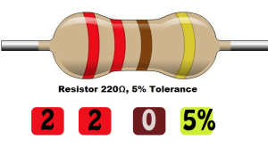 single resistor picture