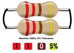 parallel resistors picture