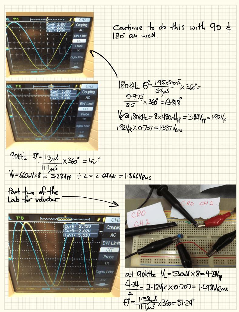 AC week 6 RL series lab results b