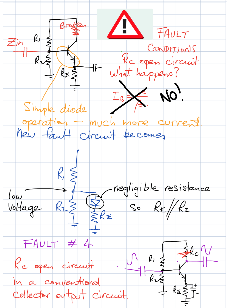 Voltage Divider Ce Amp Faults Potential Circuits Ii Activity Solve Probs Week 14 E