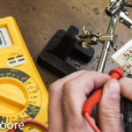 use a multimeter