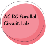 AC RC parallel lab
