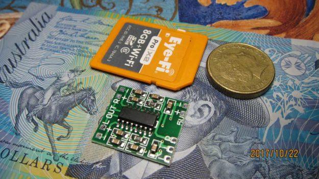 Class D Amp Module from eBay