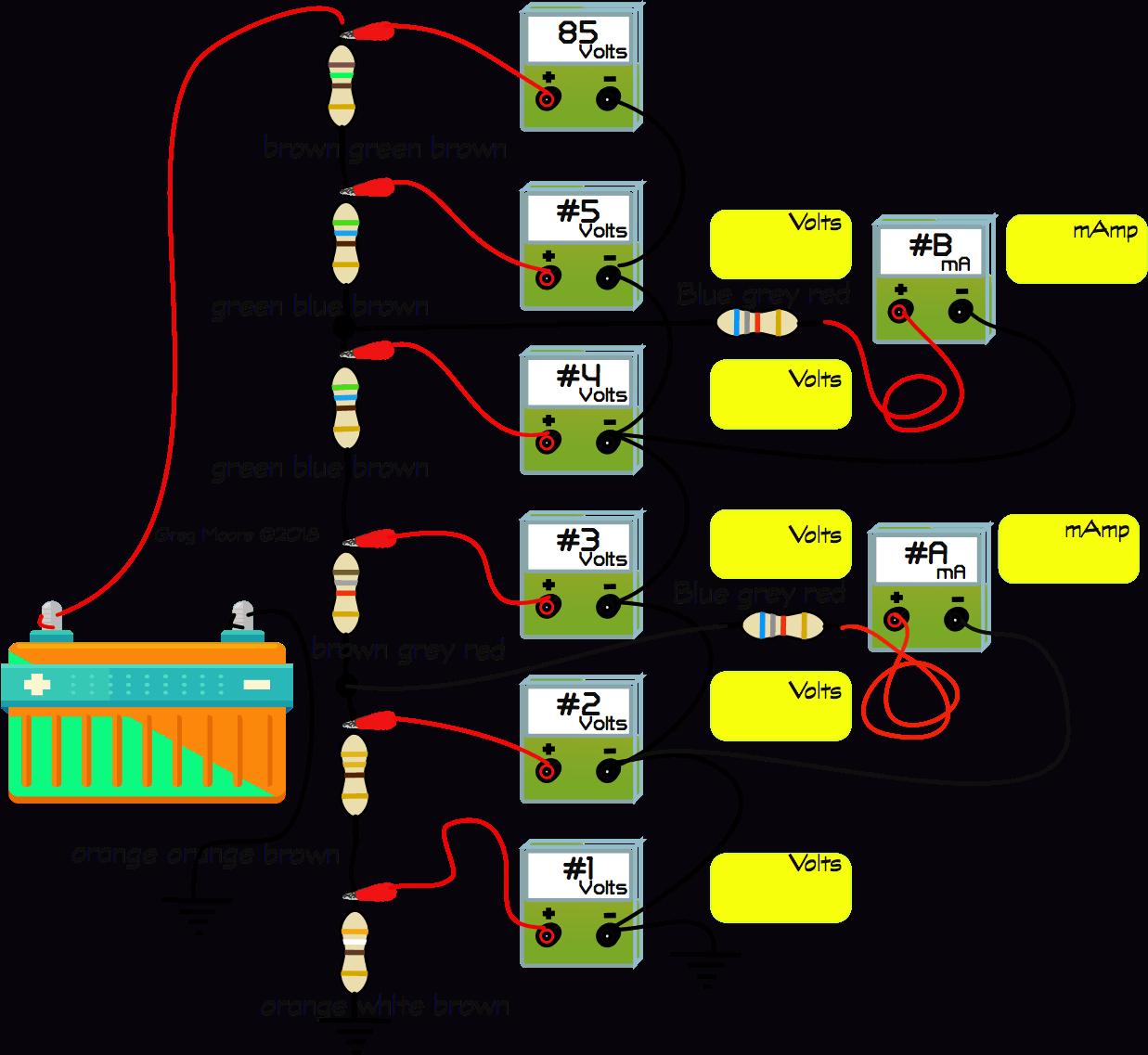 Video added for Voltage Divider Tutorial