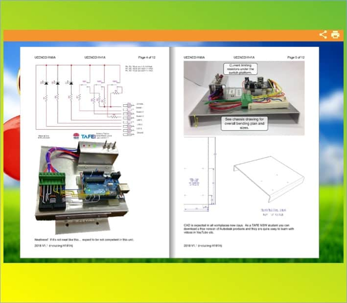 Electronics Project Notes