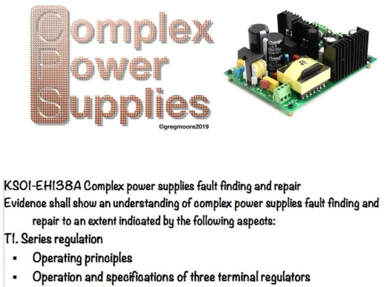 complex power supplies