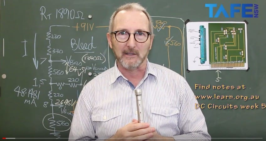 Greg Teaching