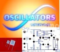 Oscillator Xtal Colpitts
