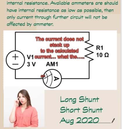 short shunt